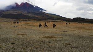 cabalgata Andes