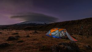 Camping Ecuador sureste