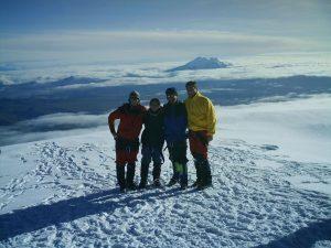 Cotopaxi escalada tour