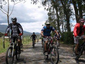 tour ciclismo volcan corazon