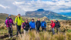 illinizas hiking tour