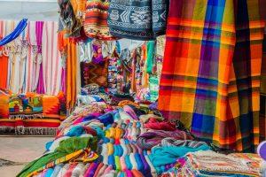 mercado indigenia de otavalo