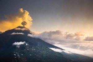 tungurahua volcan