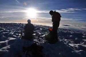 chimborazo escalada cumbre