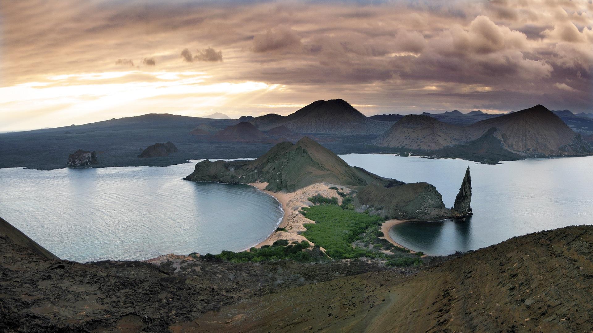Galapagos, Bartolome, Ecuador