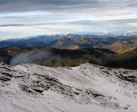 Mountain Climbing Ecuador tours