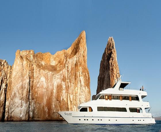 Galapagos crucero tour